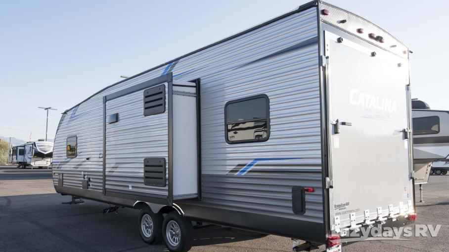 2021 Coachmen Catalina Trail Blazer 28THS