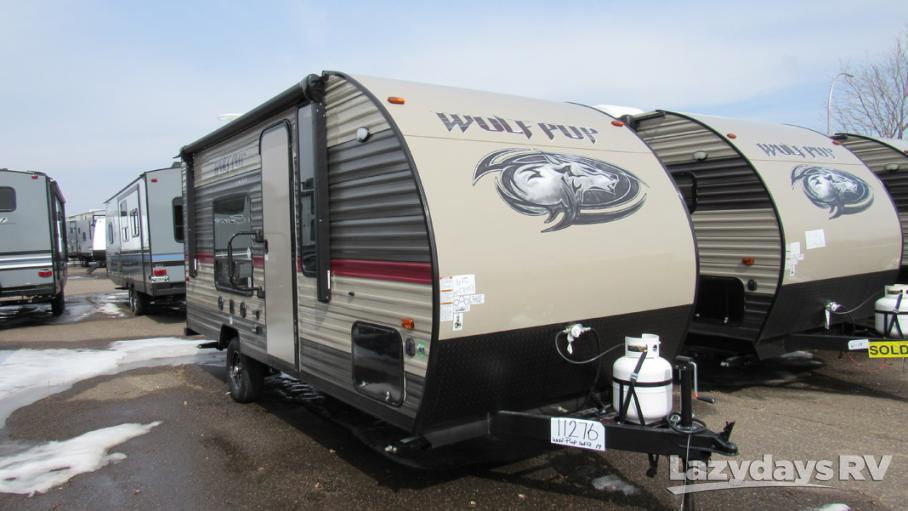 2019 Forest River Cherokee Wolf Pup 16FQ