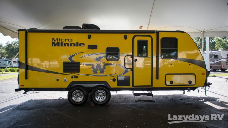 2019 Winnebago Micro Minnie 2306BHS