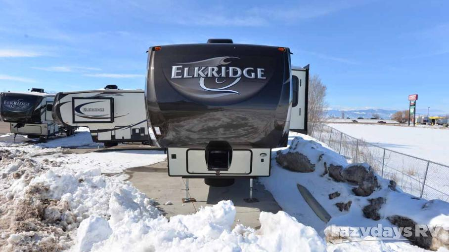 2015 Heartland Elkridge 34TSRE