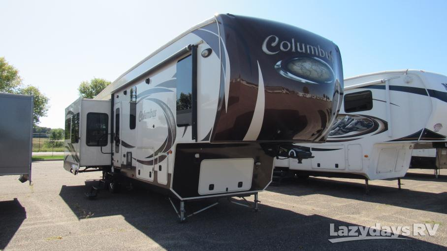 2014 Forest River Columbus 375RL