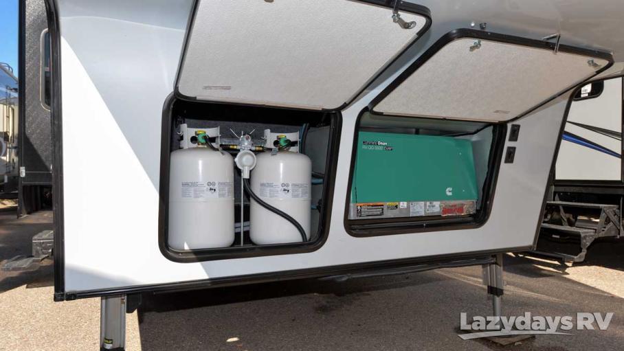 2017 Keystone RV Carbon 5th 357