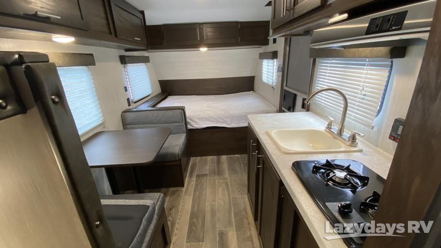 2019 Forest River RV Cherokee Wolf Pup 16BHS