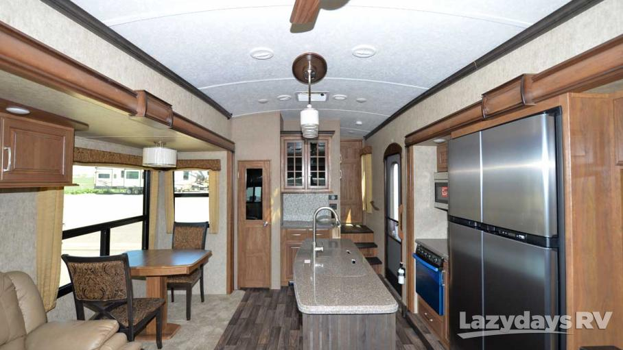 2017 Keystone RV Montana 3160RL