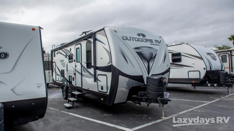 2017 Outdoors RV Timberridge 23DBS