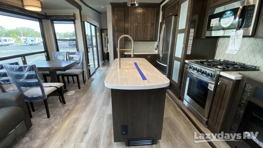 2021 Forest River Cedar Creek Cottage 40CL