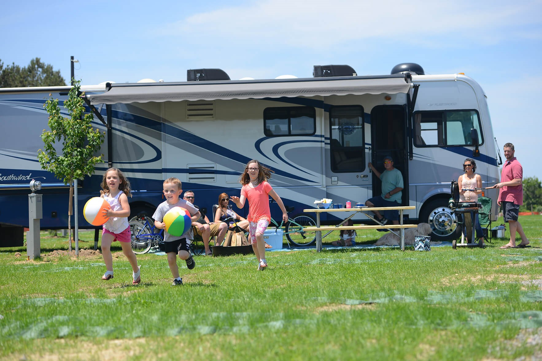 The future of RVing is bright, read on to learn more!
