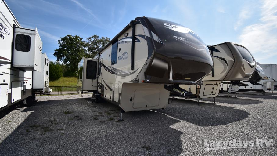 2014 Grand Design Solitude 305RE