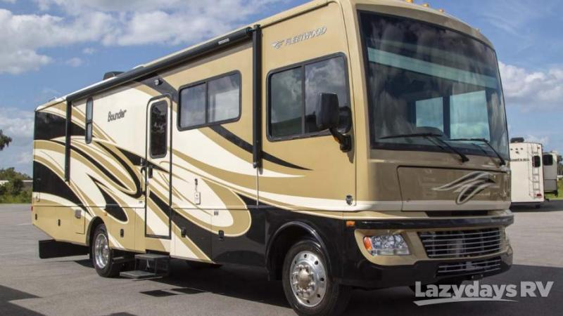 2011 Fleetwood RV Bounder