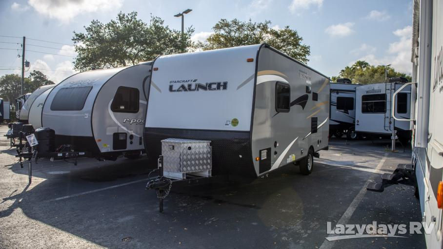 2017 Starcraft Launch Ultra Light 17QB