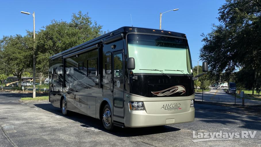 2012 Tiffin Motorhomes Allegro RED 36 QSA