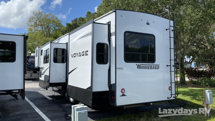 2021 Winnebago Industries Towables Voyage 3436FL