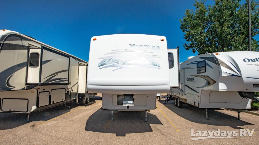 2001 Keystone RV Montana 3295RK