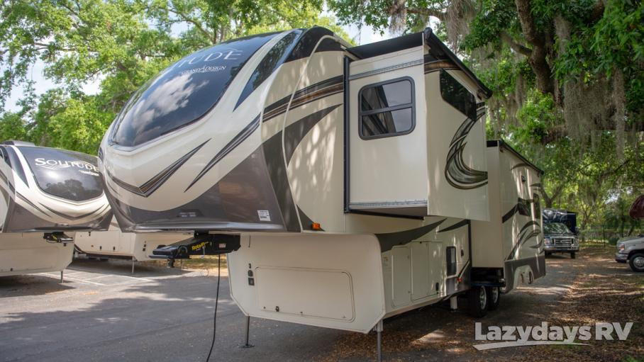 2019 Grand Design Solitude 310GK-R