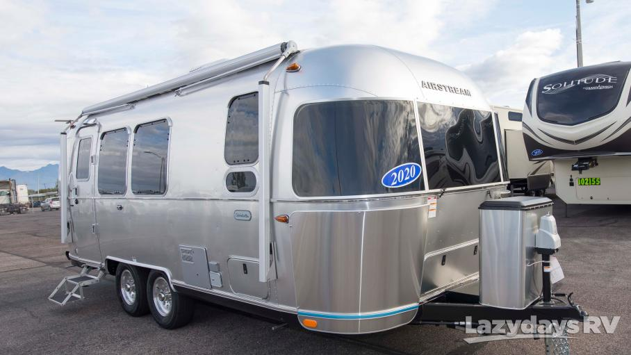 2020 Airstream Globetrotter