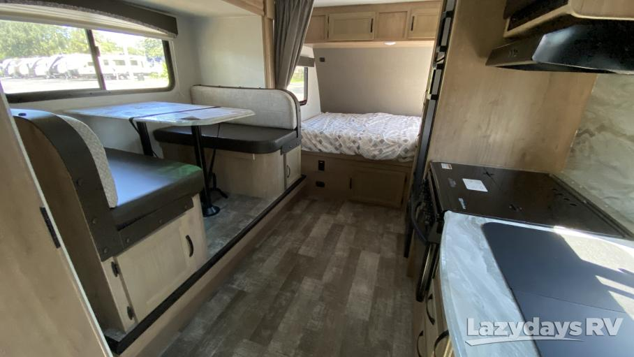 2021 Winnebago Micro Minnie 1808FBS