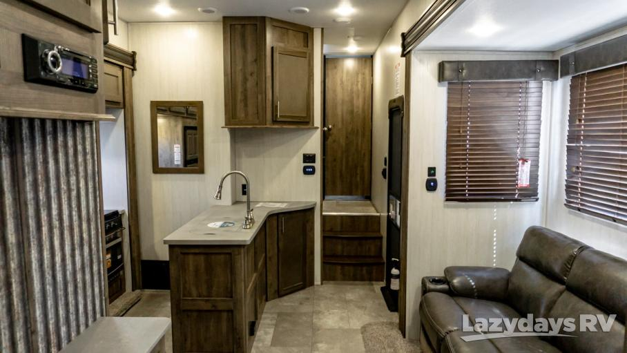 2019 Forest River Vengeance 324A