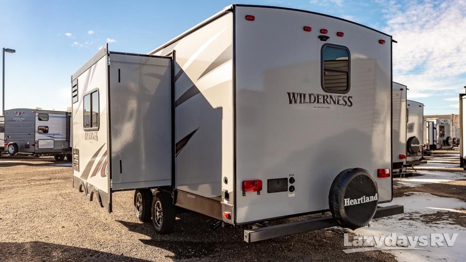 2019 Heartland WILDERNESS 2400RB
