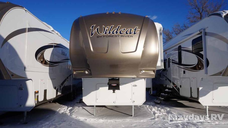 2016 Forest River Wildcat 282RKX