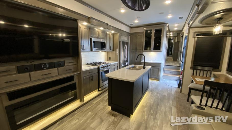 2021 Forest River RV RiverStone 383MB