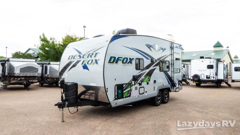 2020 Northwood Desert Fox 21SW