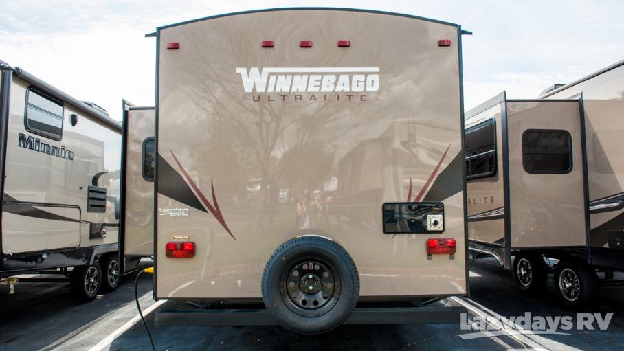 2016 Winnebago Ultralite 27RBDS