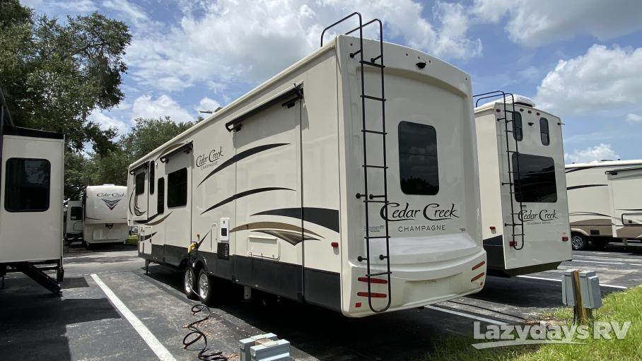 2021 Forest River RV Cedar Creek Champagne Edition 38EFK