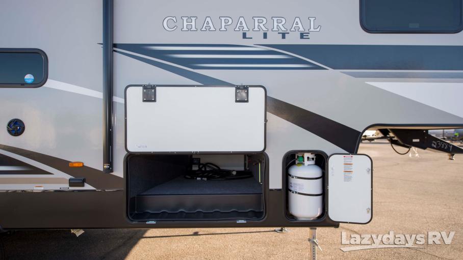 2020 Coachmen Chaparral Lite 25MKS