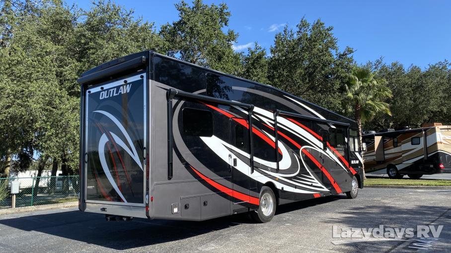 2021 Thor Motor Coach Outlaw 38KB