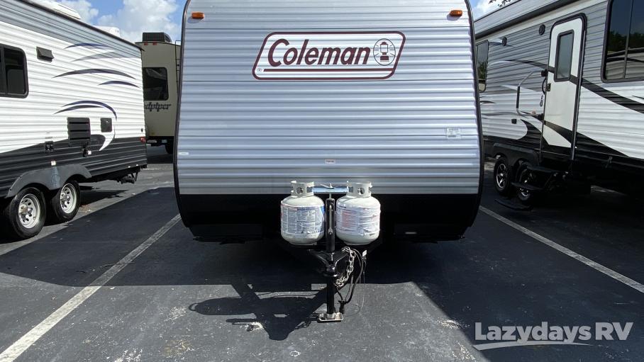 2015 Dutchmen Coleman 16FBS