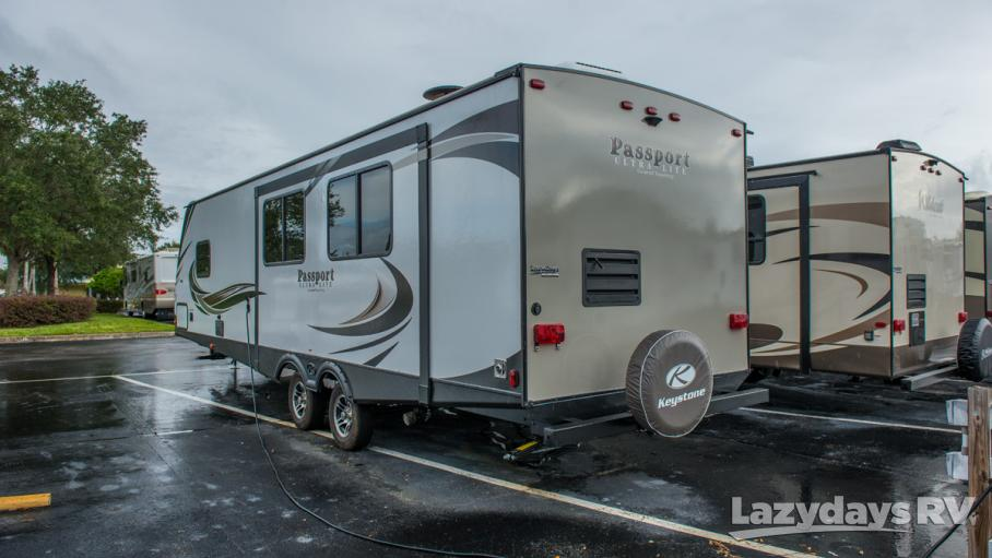 2018 Keystone RV Passport GT 2900RK