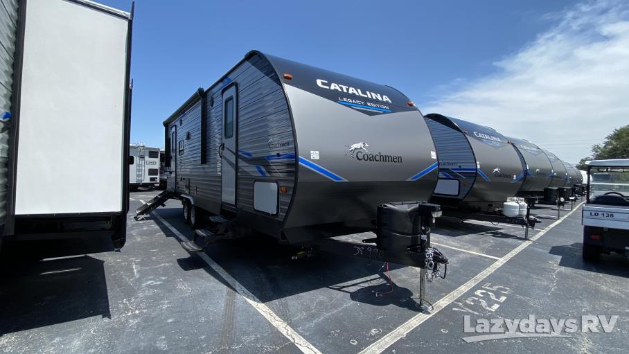 2021 Coachmen RV Catalina Legacy 263RLS