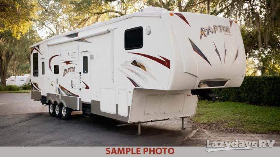 2008 Keystone RV Raptor 3812TS