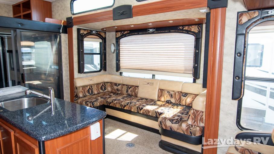 2010 Keystone RV Fuzion Series 403