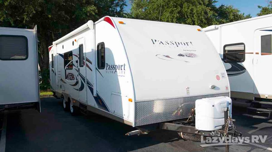 2010 Keystone RV Passport 286RB