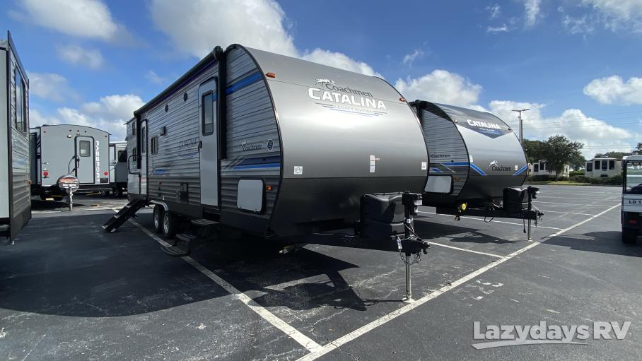 2021 Coachmen RV Catalina Legacy 263RLS