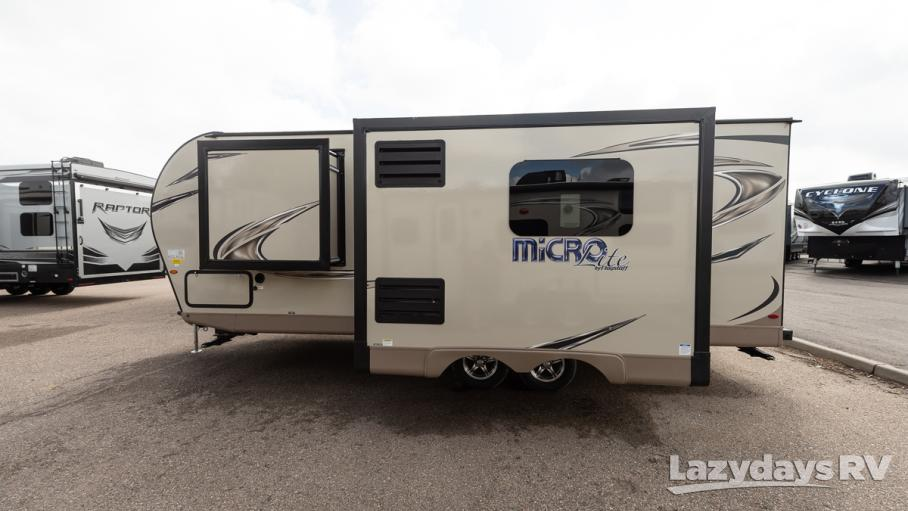 2019 Forest River Flagstaff Micro Lite 25FBLS