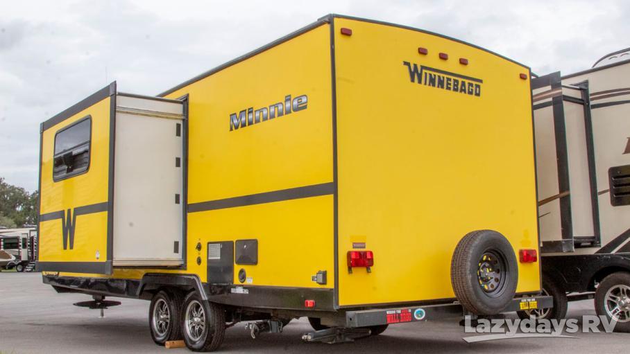 2014 Winnebago Minnie 2201DS