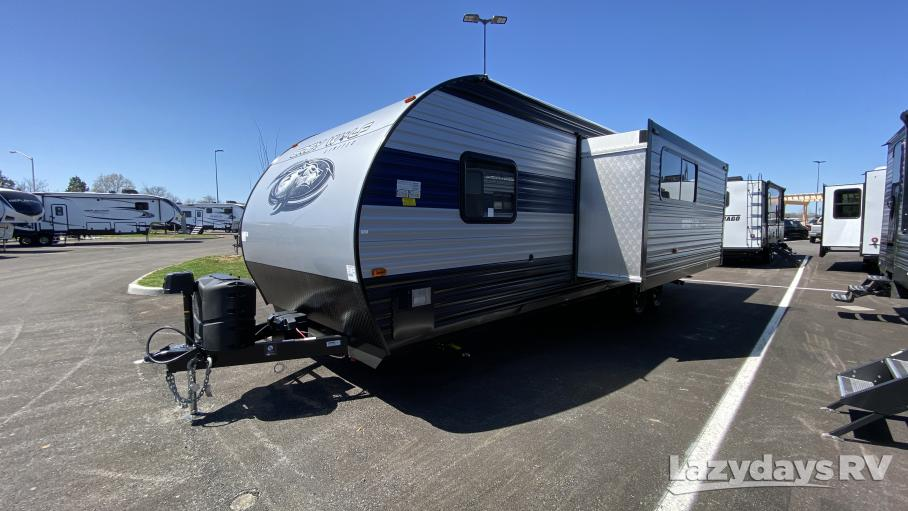 2021 Forest River RV Cherokee Grey Wolf 26BRB