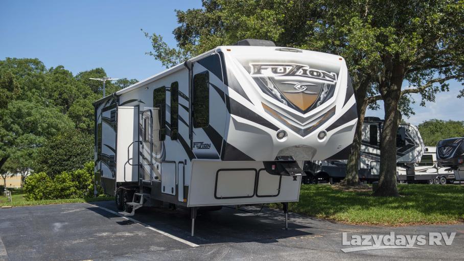 2014 Keystone RV Fuzion Series 342