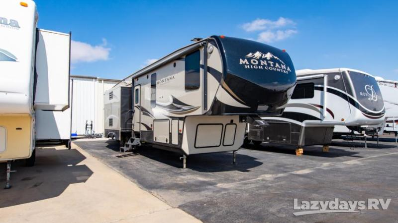2018 Keystone RV Montana High Country