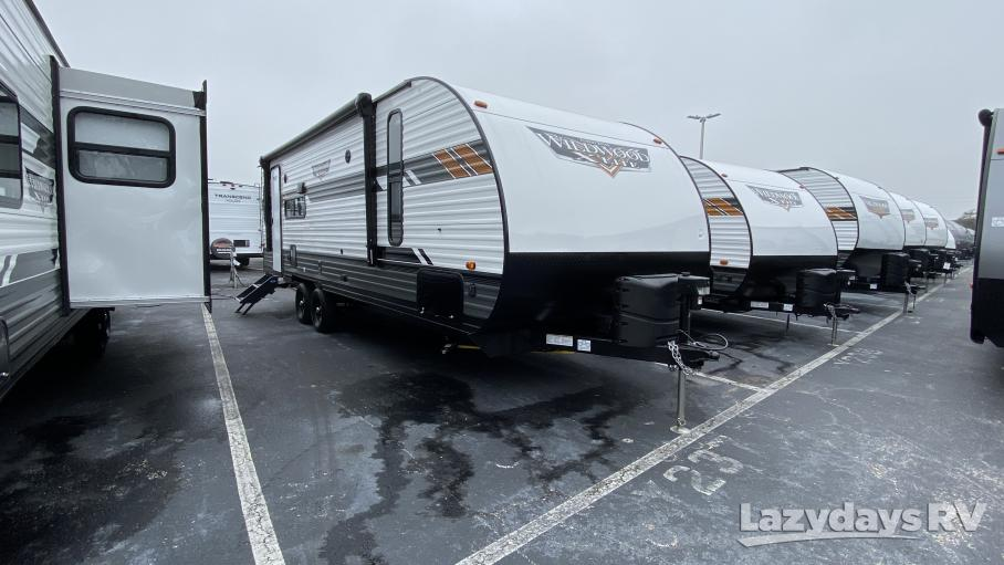 2021 Forest River RV Wildwood X-Lite