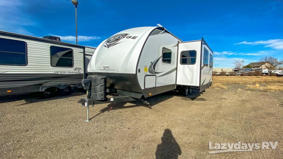2021 Highland Ridge RV Open Range Ultra Lite UT2802BH