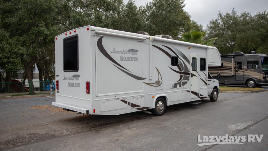 2015 Fleetwood RV Jamboree Searcher 29A