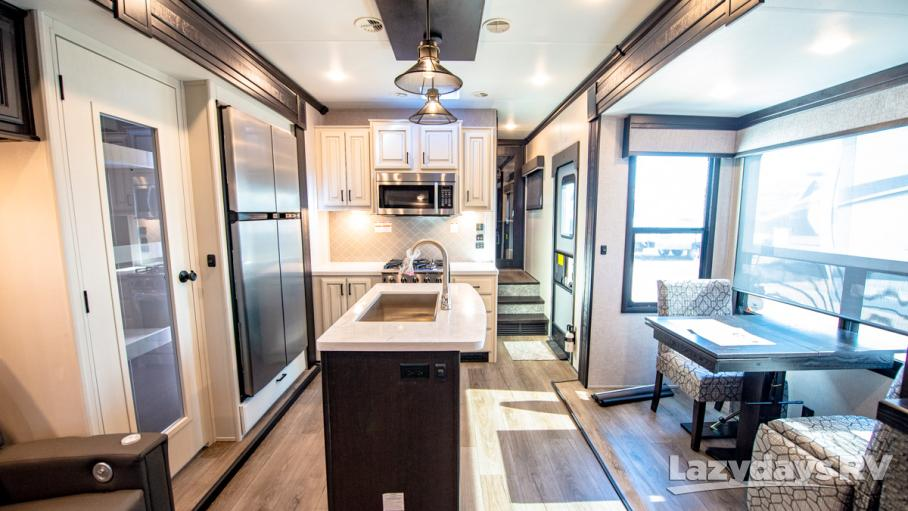 2021 Highland Ridge RV Open Range 284RLS