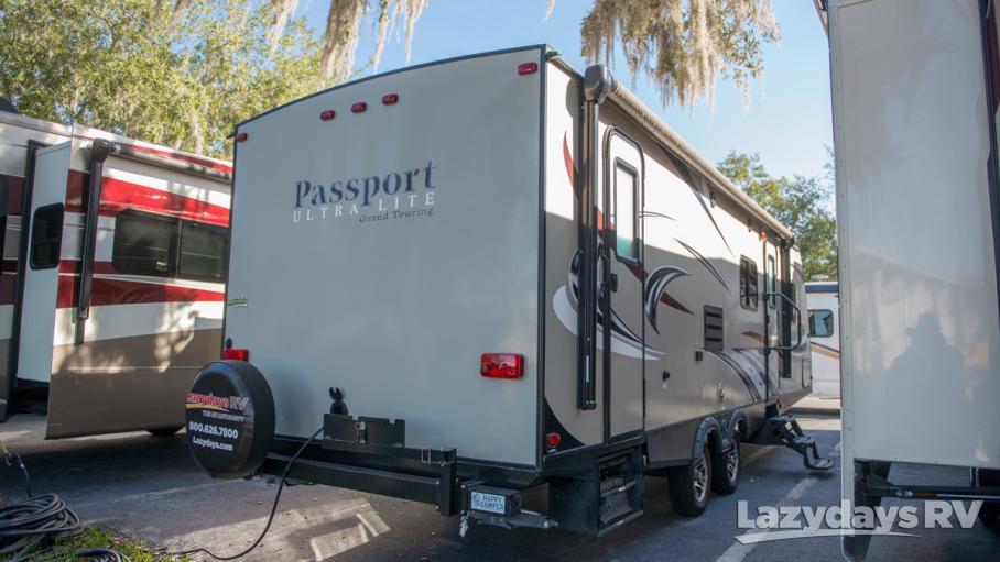 2016 Keystone RV Passport GT 2810BH