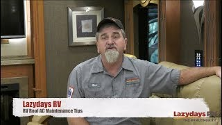 Lazydays RV A/C maintenance