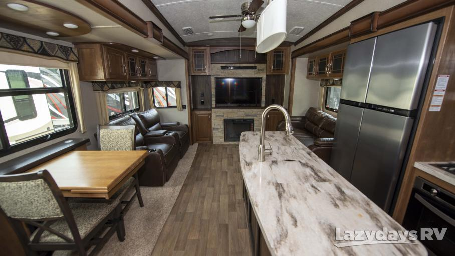 2018 Keystone RV Montana 3000RE