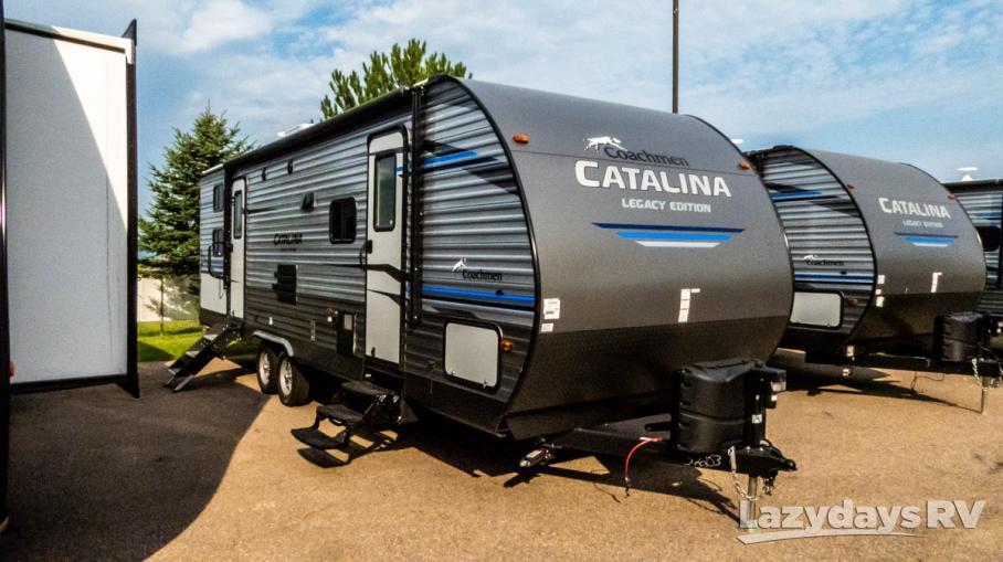 2019 Coachmen Catalina Legacy Edition 273BHS