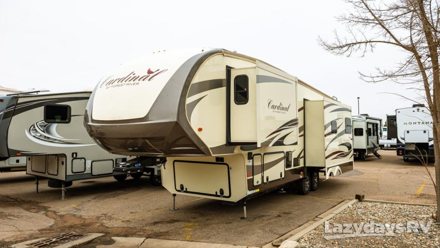 2016 Forest River Cardinal 3250RL